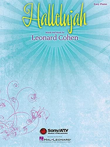 Leonard Cohen: Hallelujah (Easy Piano). Für Einfaches Klavier