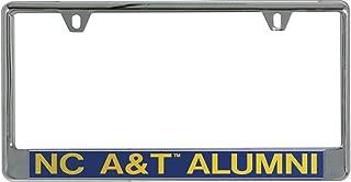 Wincraft North Carolina A&T State Alumni Premium License Plate Frame