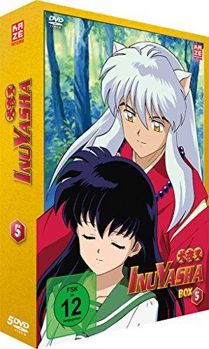 Inu Yasha - Die TV-Serie: Box 5 (5 DVDs)
