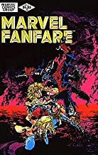 Marvel Fanfare (1982 series) #2
