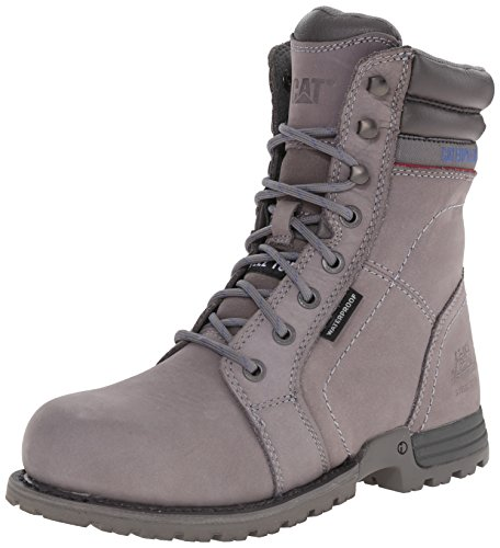 Caterpillar womens Echo Wp industrial and construction shoes, Frost Grey, 5.5 US