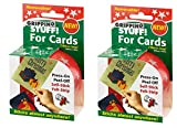 Gripping Stuff for Cards (Pack of 2)