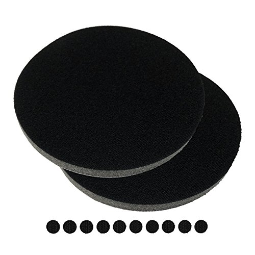 Vintage Motorcycle Helmet Liner Top Pad Universal Replacement (2-Pack) Compatible with Shoei, Bell, Buco, All Sport, Arai and More