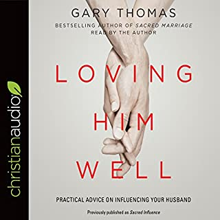 Loving Him Well audiobook cover art