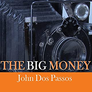 The Big Money audiobook cover art