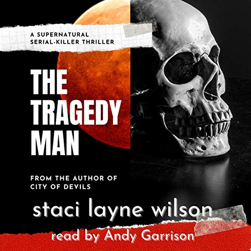 The Tragedy Man Audiobook By Staci Layne Wilson cover art