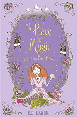 No Place For Magic (Tales of the Frog Princess) (English Edition)