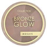 Colección bronce Glow mosaico, castaño Número 115G