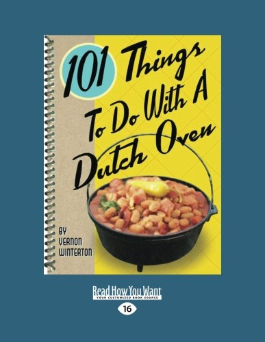 101 Things to Do with a Dutch Oven Image