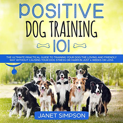 Positive Dog Training 101 cover art