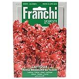 Franchi Samen Salat Ricciolina, Rot -