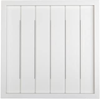 Pure White Designer Wireless/wired doorbell