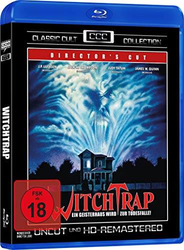 Witchtrap - Classic Cult Edition [Blu-ray]