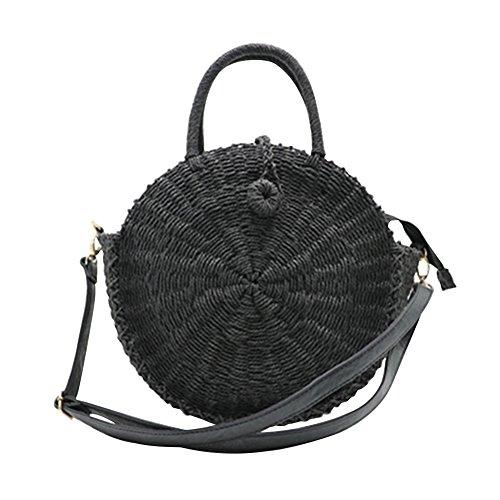 39x29.5x7.5cm Briefcase Multi-Color Optional GLJJQMY Mens Briefcase Vintage Leather Shoulder Crossbody Fashion Business Tote Color : Black
