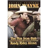 Man From Utah & Randy Rides Again [DVD]