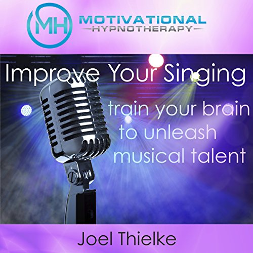 Improve Your Singing audiobook cover art