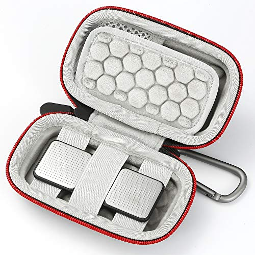 Hard Travel Carrying Case Compatible with AliveCor Kardia Mobile ECG/KardiaMobile 6L for Apple and Android Devices. (Case Only!)