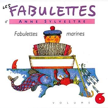 Les Fabulettes, vol. 6 : Fabulettes marines