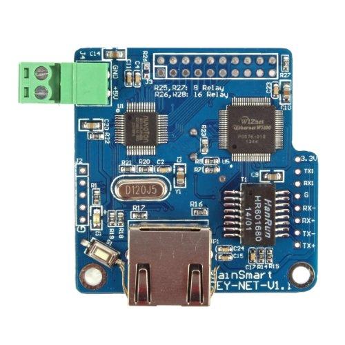 SainSmart Imatic 8canali Relay i/o Remote Control Module Controller per Arduino, Controllo Dispositivo Android iOS sotto WiFi Connected Network