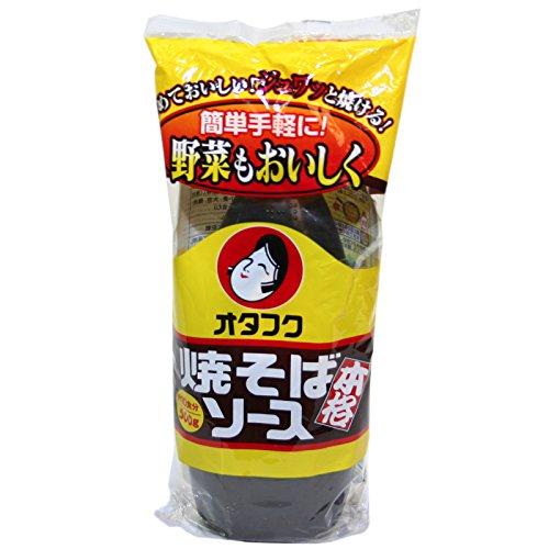 Otafuku Yakisoba Sauce Würzsauce für Bratnudeln 500g