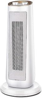 Zzq- Calefactor De Aire Caliente PTC Elemento De Cerámica Calentador De Cerámica Calefactor De Aire Caliente Portatil Protección del Sobrecalentamiento para Habitación, Oficina, Baño(2000W)