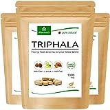 MoriVeda® - 360 Triphala comprimés 1000mg à base de fruits du roi ayurveda Amla (Amalak...
