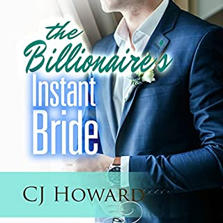 The Billionaire's Instant Bride audiobook cover art