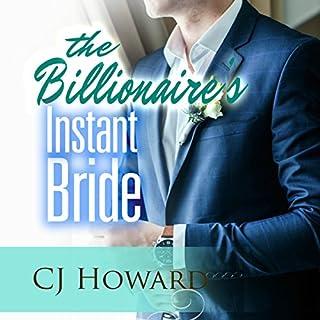 The Billionaire's Instant Bride cover art