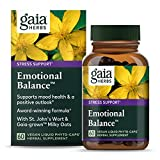 Packaging may vary Let the light in: formulated with St. John's Wort, Gotu Kola, Ginkgo, rosemary, Oats, Passionflower and other herbs traditionally used to help nourish the nervous system, calm the mind, and support a balanced and sunny mood Made wi...