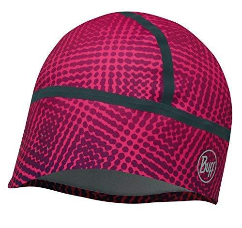 BUFF® SET - WINDPROOF HAT Bonnet protégeant du vent + UP® Tissu tubulaire   Beanie   Respirante   Anti-odeur   Ergonomique   Bonnet de snowboard , alle Buff Designs 2016:309. XTREME PINK M/L