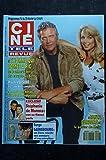 CINE TELE REVUE 9 27 FEVRIER 1992 COVER L'HOMME QUI TOMBE A PIC LEE MAJORS SERGE GAINSBOURG + POSTER SANTA BARBARA