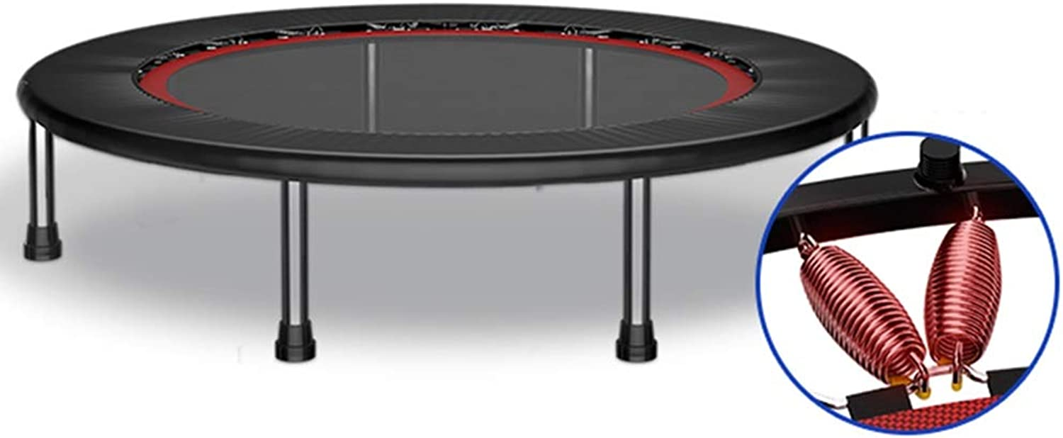 HANSHAN Garden Trampoline Trampoline,Mini Portable Folding Trampoline Fitness Body Exercise 3 color