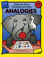 Attribute Block Thinking Activities: Analogies, Grades K-3