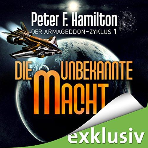 Die unbekannte Macht (Der Armageddon-Zyklus 1) audiobook cover art