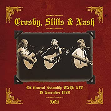 Live At United Nations General Assembly Hall, New York, Nov 18, 1989 (Remastered)