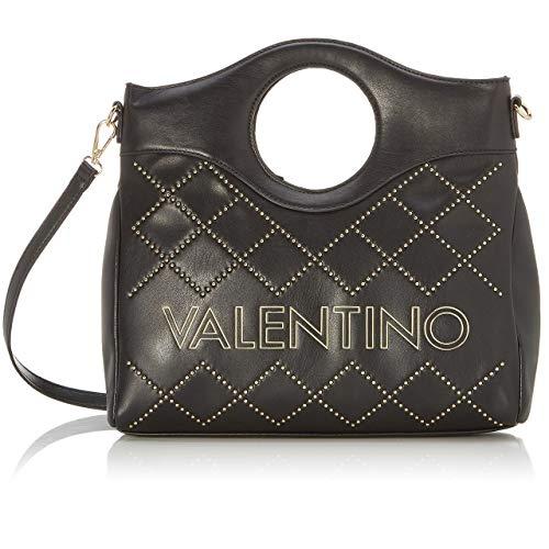 Valentino by Mario ValentinoMandolinoMujerShoppers y bolsos de hombroNegro (Negro)13x28x34 centimeters (B x...