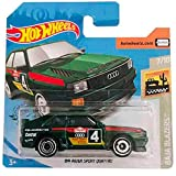 Hot Wheels '84 Audi Sport Quattro Baja Blazers 43/250 2019 Short Card