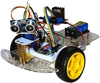 sLab-Car(エスラボ・カー)スマートロボットカー【Scratch対応】スターターキット《IoT電子工作・AI学習・プログラミング》 (最小)