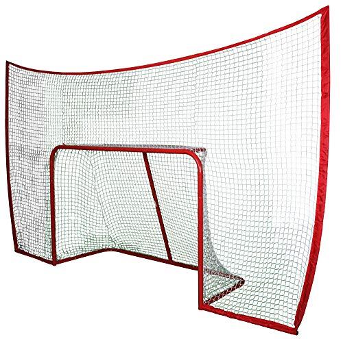 Merco Target FG Hockeytor klappbar, mit Seitennetz