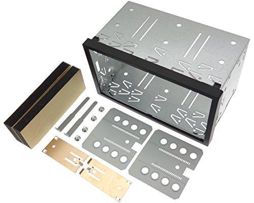 Universal de radio double dIN 2DIN en plastique solide