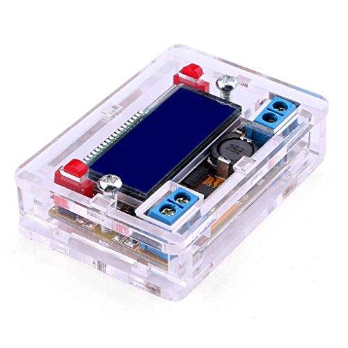 Bobury 3A / 5A / LCD 10A de visualización del módulo DC-DC Ajustable de Paso bajo módulo de alimentación del regulador de Voltaje del convertidor Buck