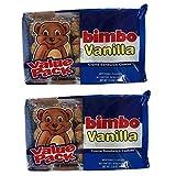 Bimbo Vanilla 2 Pack