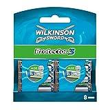 Wilkinson Sword - Protector 3 - Lames de rasoir pour Homme - Pack de 8 lames