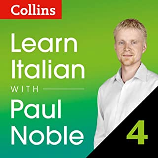 Collins Italian with Paul Noble - Learn Italian the Natural Way, Course Review audiobook cover art