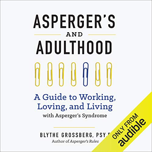 Asperger's and Adulthood cover art