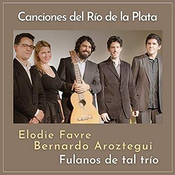 Canciones del Río de la Plata