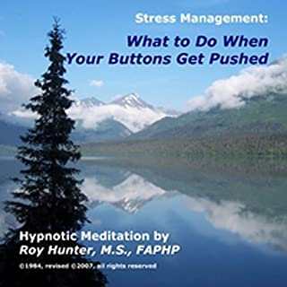 Managing Stress audiobook cover art