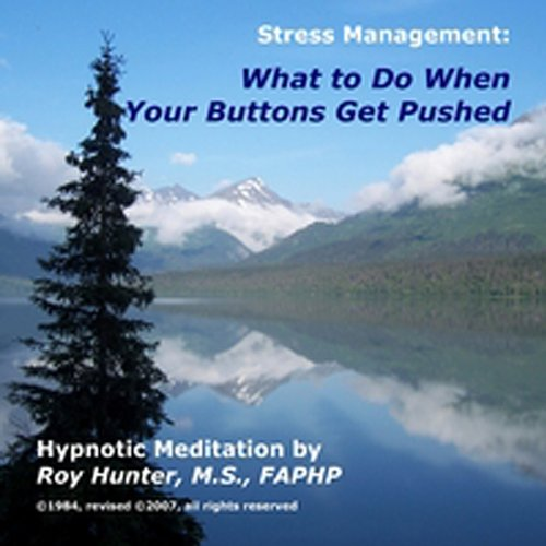 Managing Stress audiobook cover art