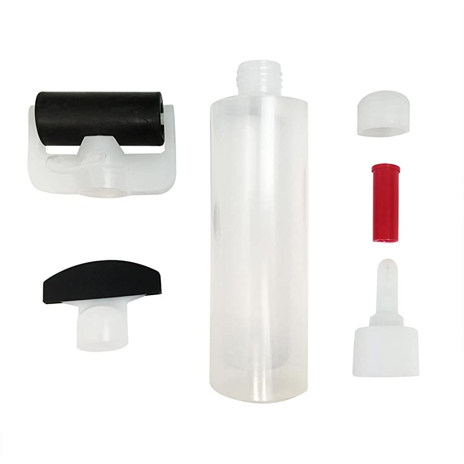 Big Horn 19045 8oz Wood Glue Spreading Applicator Nozzle Kit