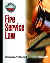 Fire Service Law 1st (first) Edition by Bennett, Lawrence T. published by Prentice Hall (2007)